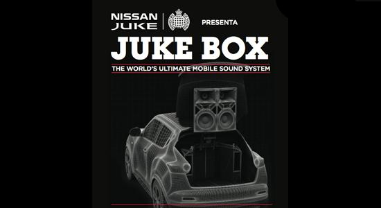 juke box quattro ruote e watt soundwall. Black Bedroom Furniture Sets. Home Design Ideas