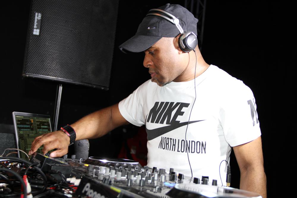 DJ EZ Image (Taken at Z Uncut - The Forum - June 2013 (2)