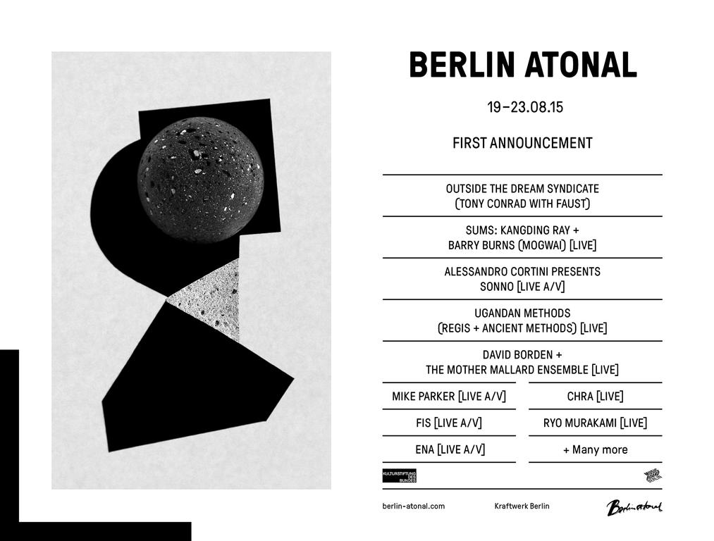 Berlin Atonal