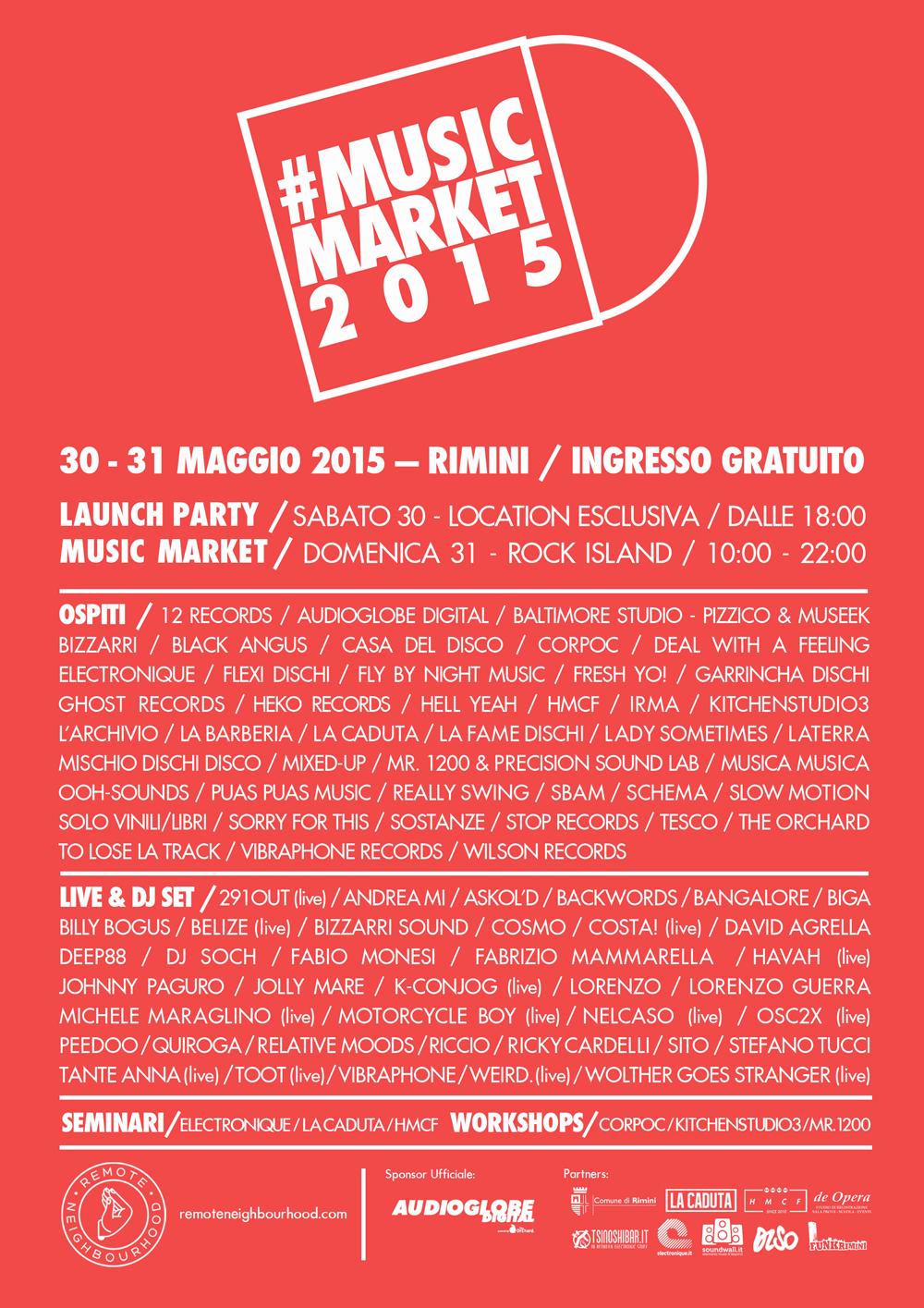 #MusicMarket2015