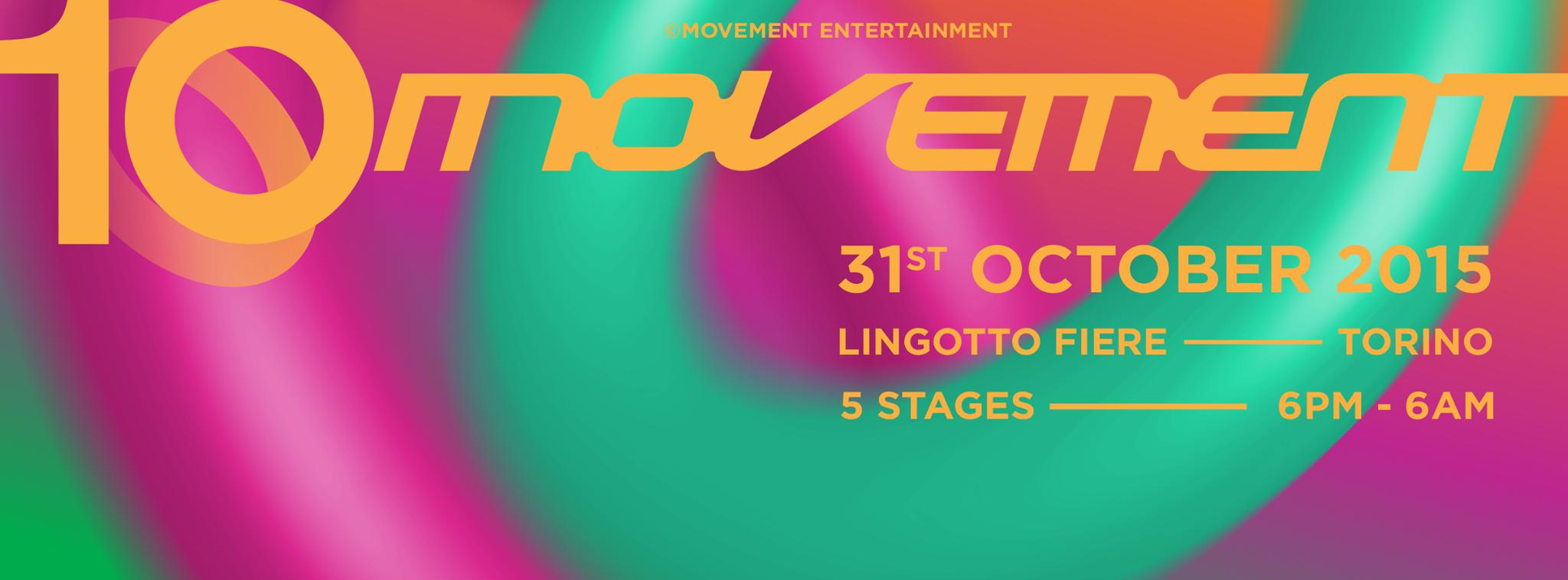 Movement Torino Music Festival 1
