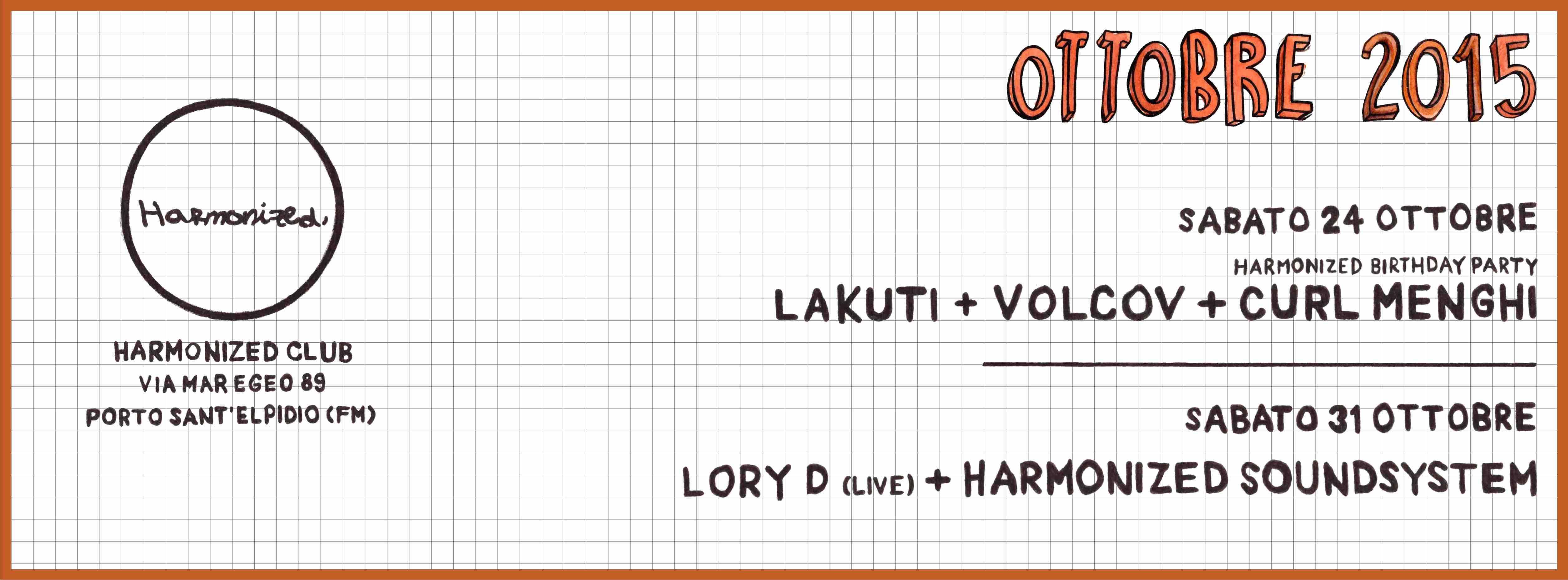 Harmonized Ottobre 1
