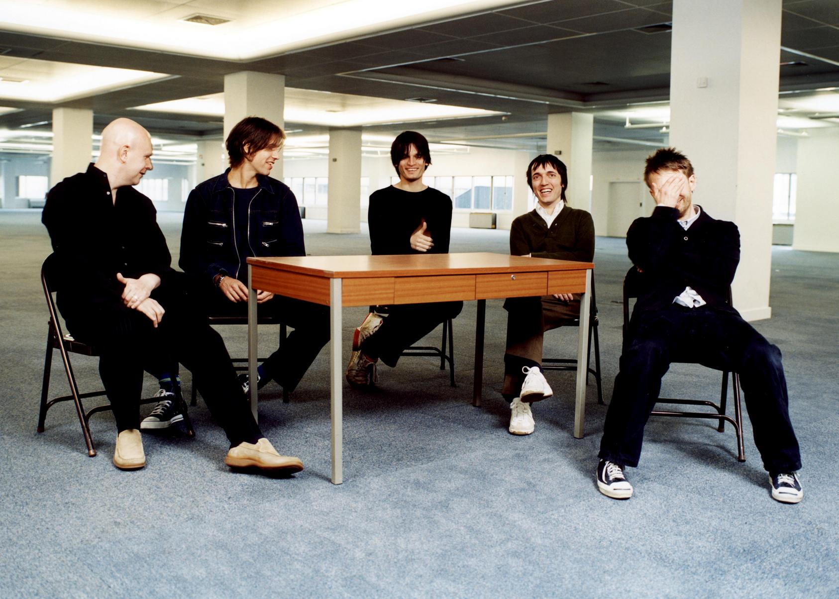 radiohead 2000