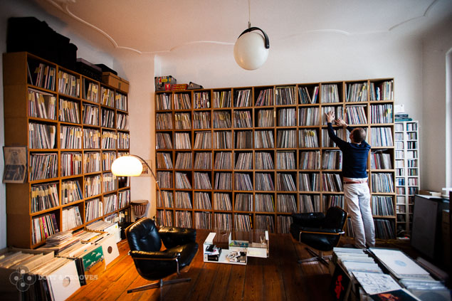 Wunderkammer Pioggia Di Musica Soundwall