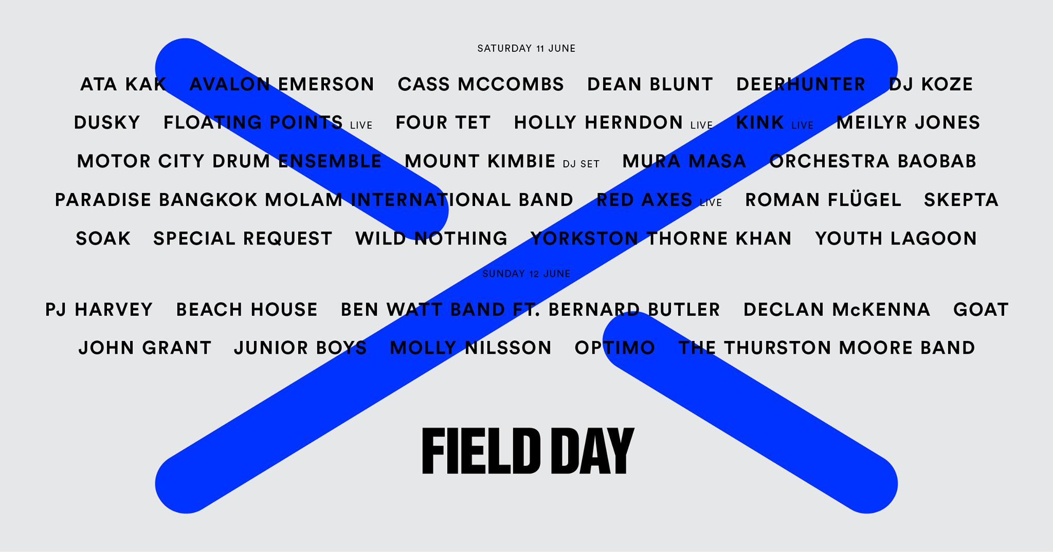 Field Day 1