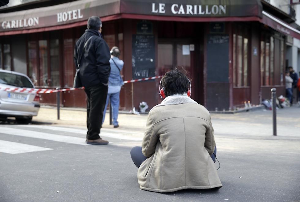 Il giorno dopo gli attentati di Parigi