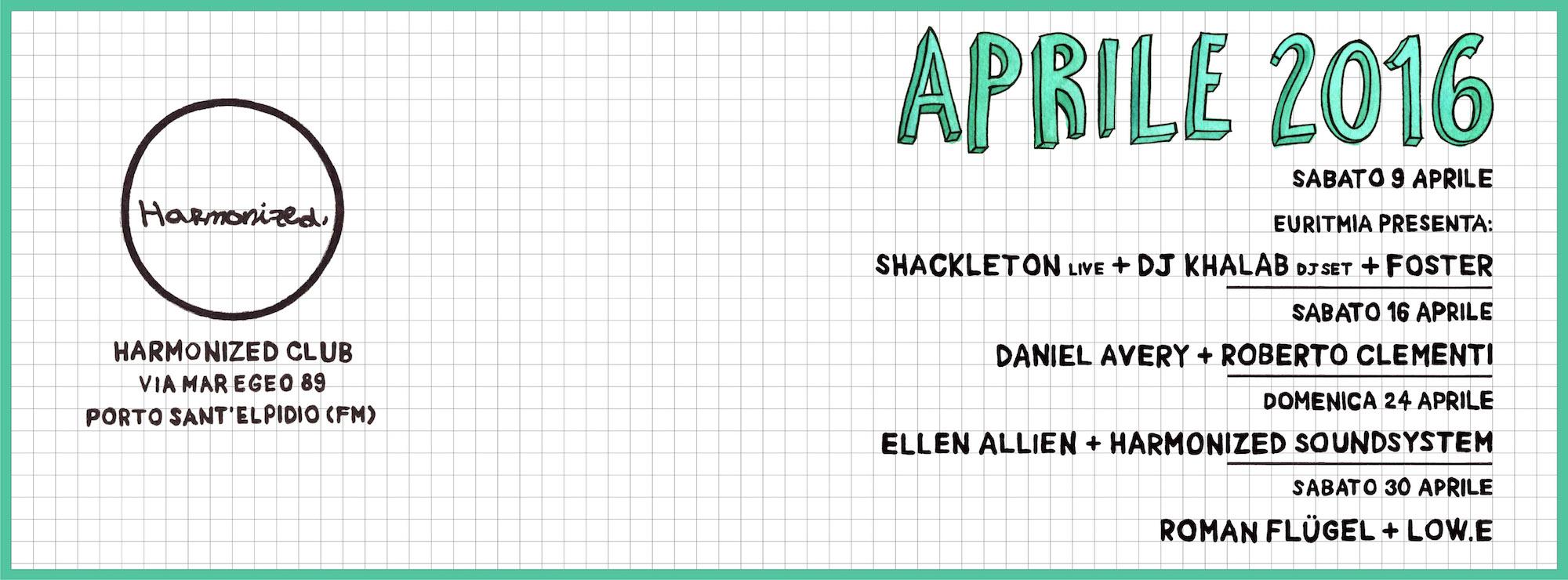 Harmonized Banner mensile aprile