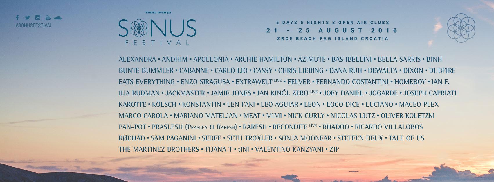 Sonus Festival 1