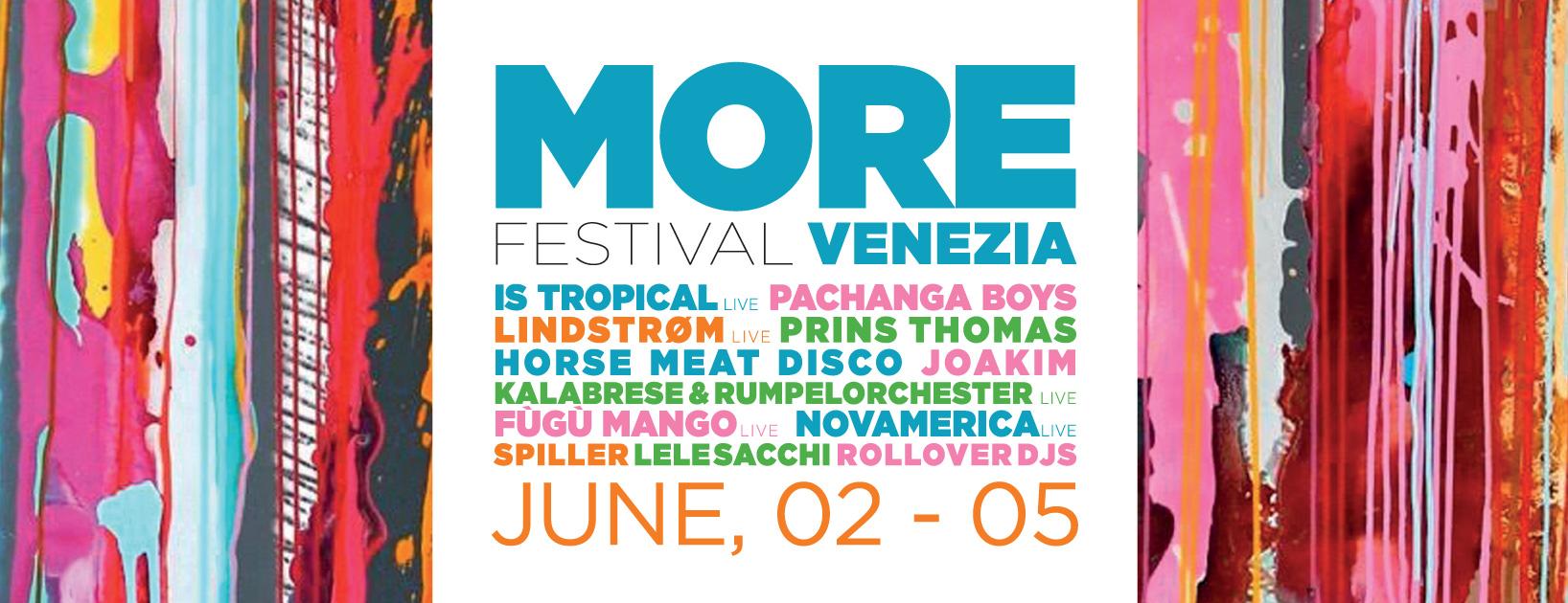 Venezia MORE Festival 1