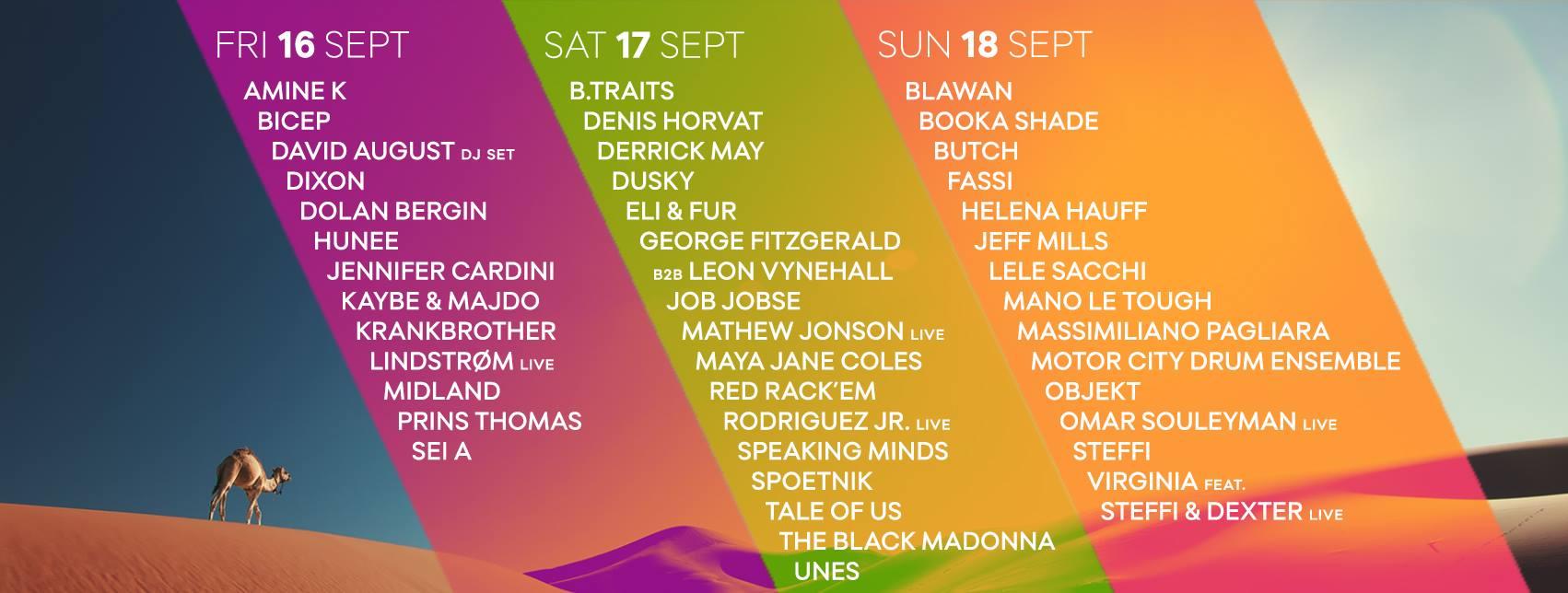 Oasis Festival 1