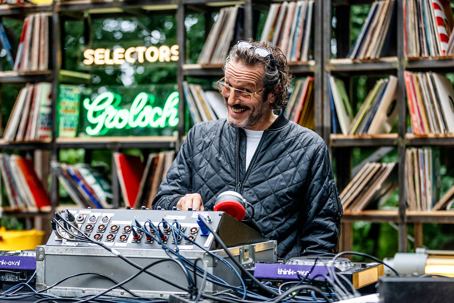 Dekmantel Festival // DJ Harvey