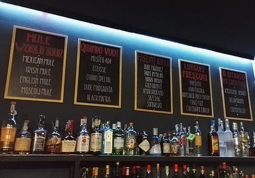 Il bar dell'Osservatorio