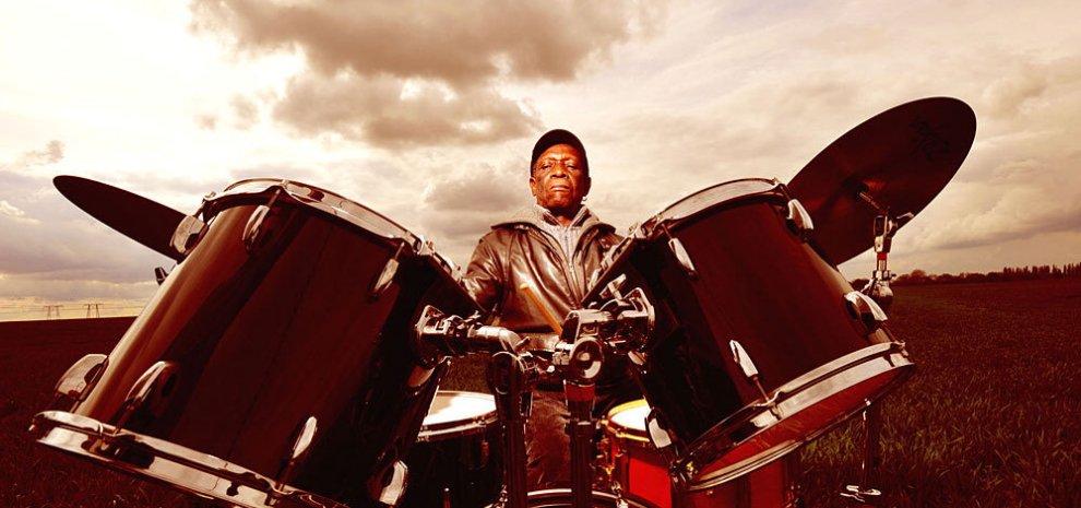 Addio a Tony Allen, icona dell'afrobeat